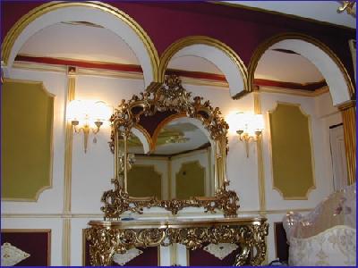 Stucchi decorativi in gesso reggio calabria - Stucco decorativo per pareti ...